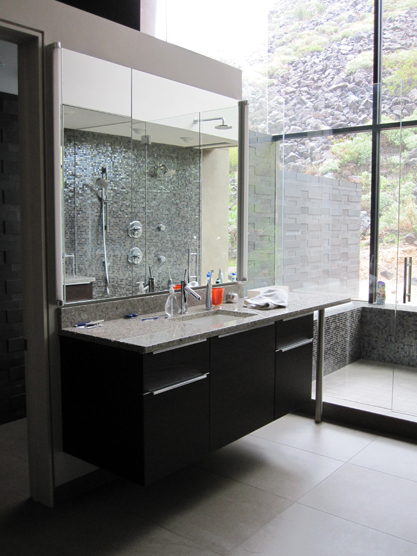 Bathroom at Scottsdale Residence