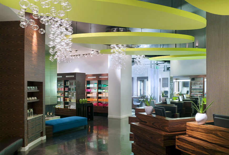 Gene Juarez Salon Amp Spa At Northgate Cmda Design Bureau Inc