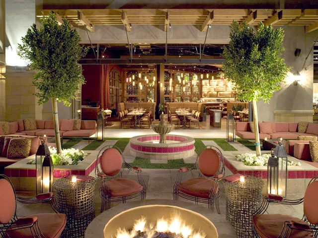 Olive ivy by fox restaurant concepts cmda design for Restaurants with outdoor seating