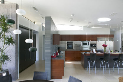 Kitchen area at Paradise Valley Residence