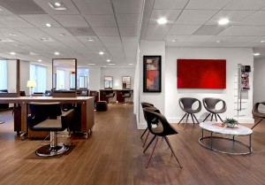 Hair Salon at Red Door Spa Chevy Chase